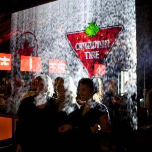 Corporate FogScreen® Event