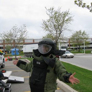 bomb, squad, disposal, robot, explosion, boom, helmet, suit, swat