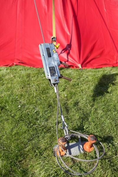 Circus Tent Build Old School Circus Rigging Dangerboy