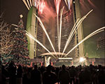 Large Comets & Mines - Cavalcade of Lights - Toronto