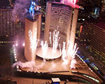 100mm Mines, Multishot Comet Boards - Cavalcade of Lights - Toronto